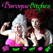 Time Travel Bitches - Baroque Bitches On The Road